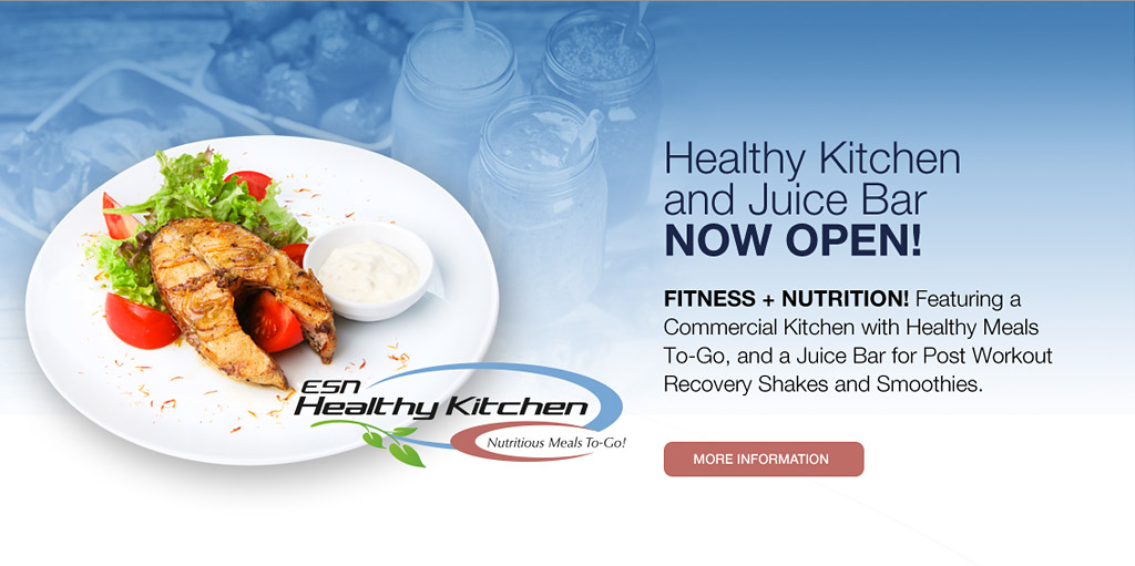 Healthy Kitchen Now Open!