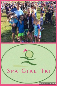 anne spa ladies tri
