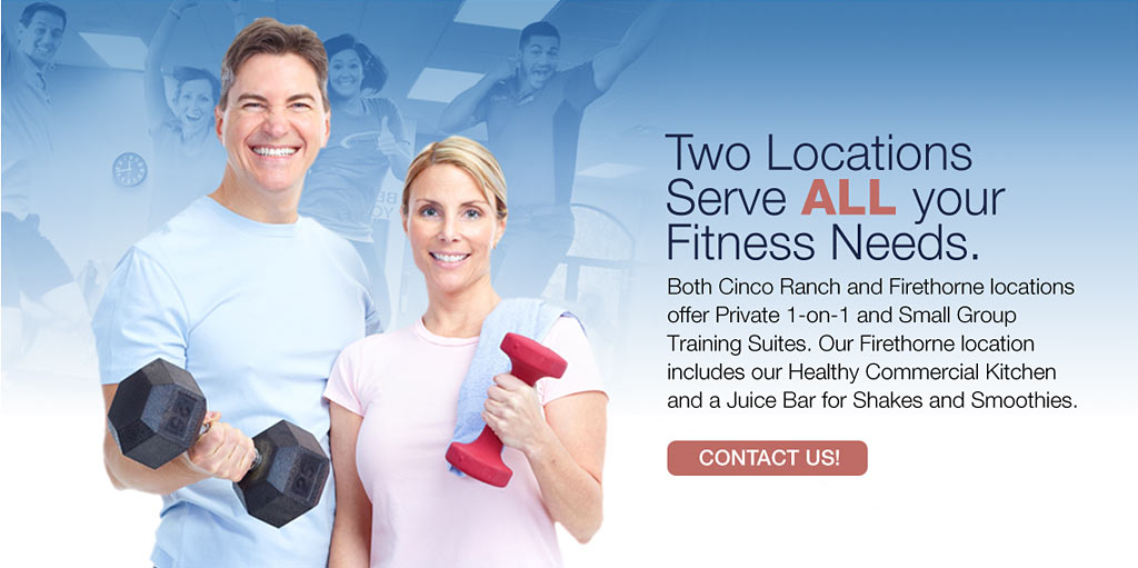 Katy Texas Personal Trainer